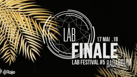 Finale du Lab Festival au Badaboum