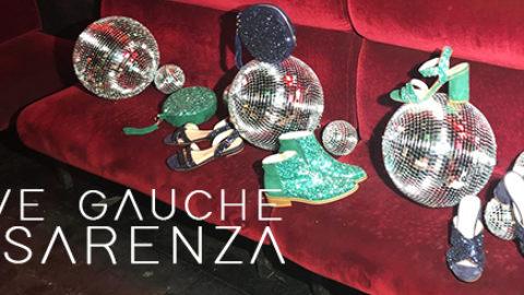 Tournage pour Sarenza au Rive Gauche Club